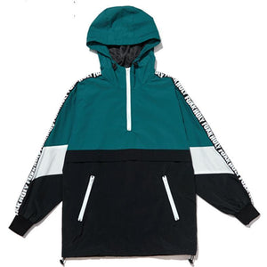 """New York"" Pullover Windbreaker - DISXENT"