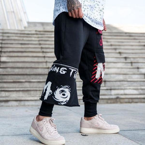 """Smoking Time"" Pants - DISXENT"