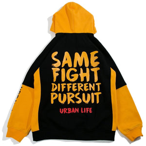 """Same Fight"" Hoodie - DISXENT"