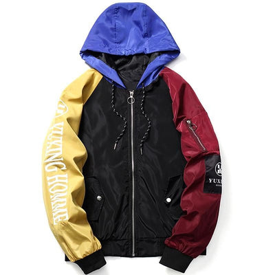 """Homme"" Bomber Jacket - DISXENT"