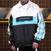 """Consolidate"" Pullover Windbreaker - DISXENT"