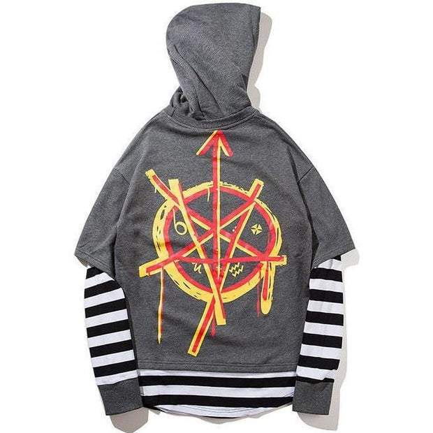 """Symbol"" Hoodie - DISXENT STREETWEAR"