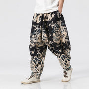 """Dragon"" Joggers Pants - DISXENT"