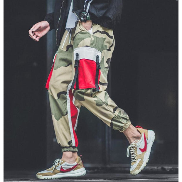 Camouflage Elite - Joggers - DISXENT
