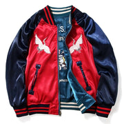 """BVC"" Reversible Bomber Jacket - DISXENT"