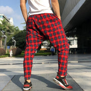 """Mfour"" Cross Pants - DISXENT"