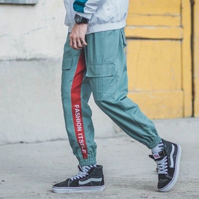 """Subcrude"" Pants - DISXENT"