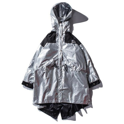 """ET25"" Trench Windproof Jacket - DISXENT"
