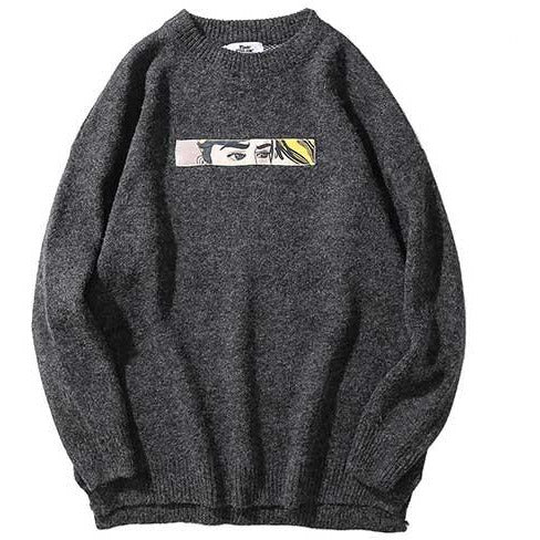 """Life Story"" Sweatershirt - DISXENT"