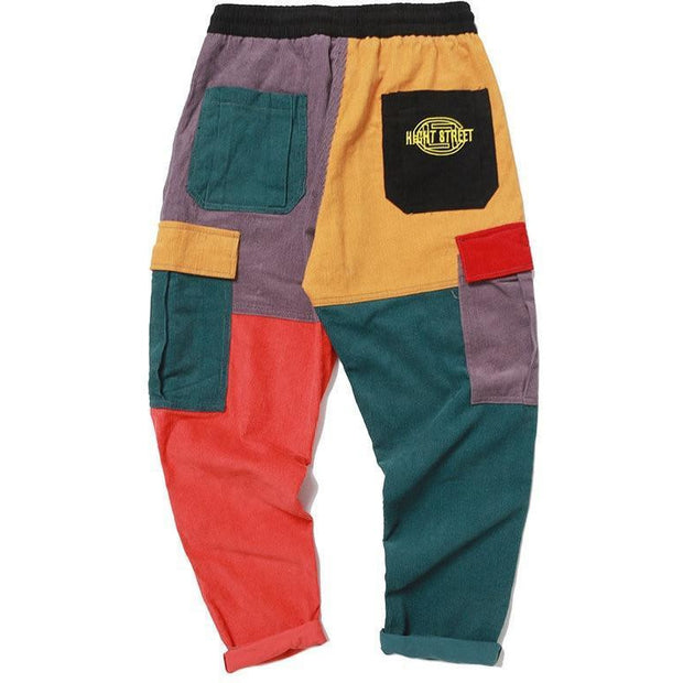 """Hight Street"" Vintage Jogger Pants - DISXENT"