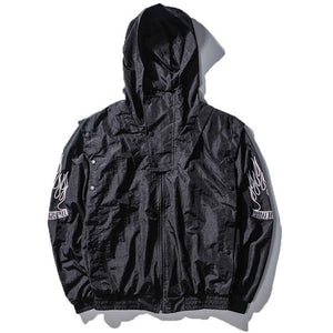 """Made Extreme"" Hooded Jacket - DISXENT"