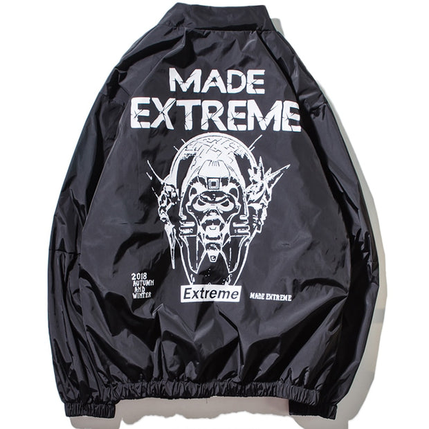 """ME"" Windbreaker Jacket - DISXENT"
