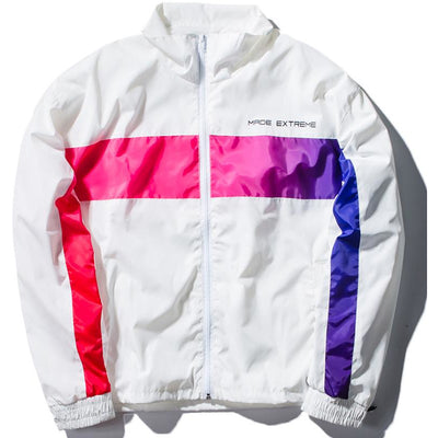 """Extreme"" Windbreaker Jacket - DISXENT"