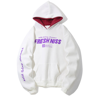 """Fresh' Niss S19"" Hoodie - DISXENT STREETWEAR"