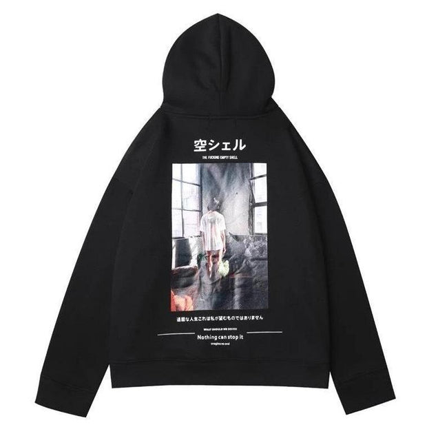 """Nothing Can Stop it"" Hoodie - DISXENT"
