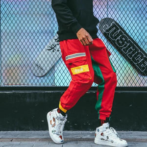 """Justice"" Reflective Joggers - DISXENT"