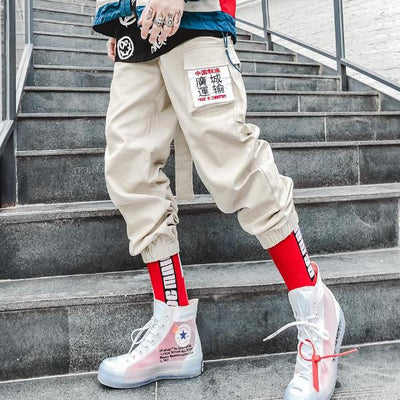 """Assault"" Sweatpants - DISXENT STREETWEAR"