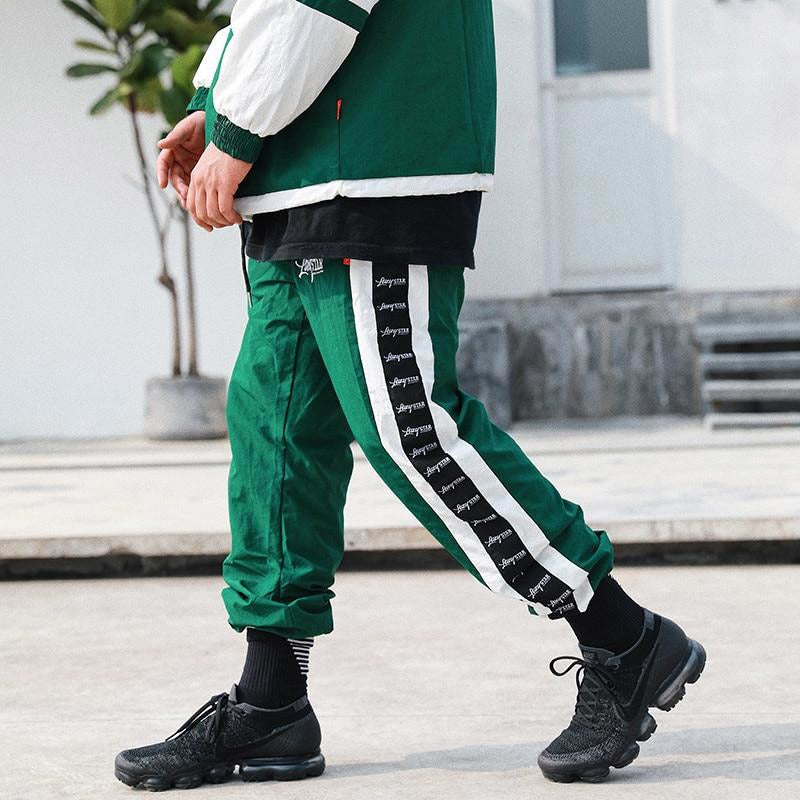 """Star"" Jogger Pants - DISXENT"