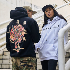 """TSOTS"" Pullover Hoodie - DISXENT"