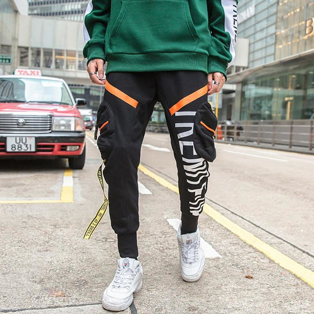 """Independent"" Jogger Pants - DISXENT STREETWEAR"