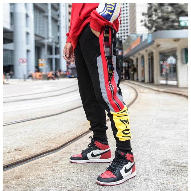 """Ruthless"" Jogger Pants - DISXENT"