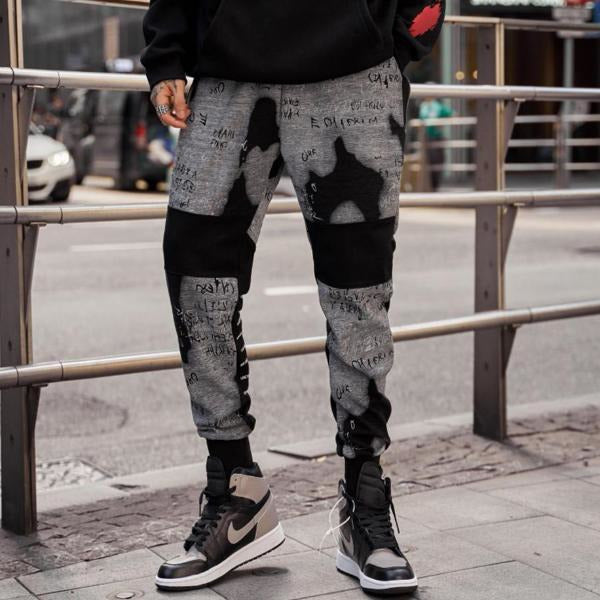 """Meteorite"" Jogger Pants - DISXENT"