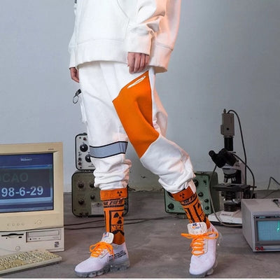 """Normal Operation"" Sweatpants - DISXENT STREETWEAR"