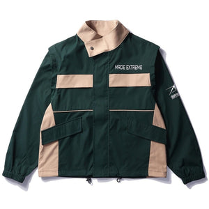 """Extreme 19"" Windbreaker Jacket - DISXENT"