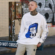 """Made Extreem"" Long Sleeve T-Shirt - DISXENT"