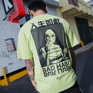 """Bad Habit"" T-Shirt - DISXENT"