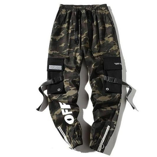 """Off-Camo"" Sweatpants - DISXENT"