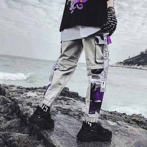 """Tommy"" Camo Sweatpants - DISXENT"