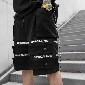 """Spacaline"" Shorts - DISXENT"