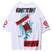 """Against The Odds"" T-Shirt - DISXENT"