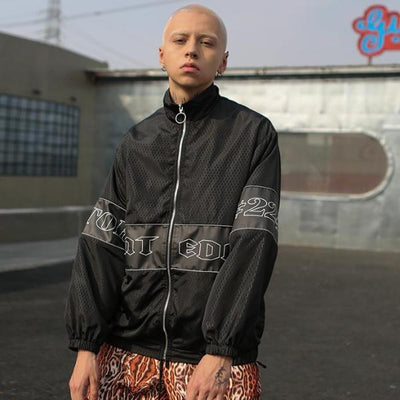 Edition 22 - Windbreaker Jacket - DISXENT