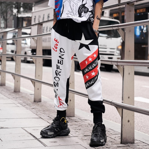 """Anarchy"" Sweatpants - DISXENT"