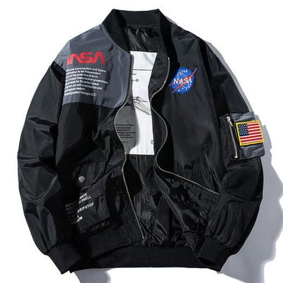 NASA - Bomber Jacket - DISXENT