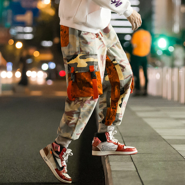 Chameleon - Camouflage Joggers - DISXENT