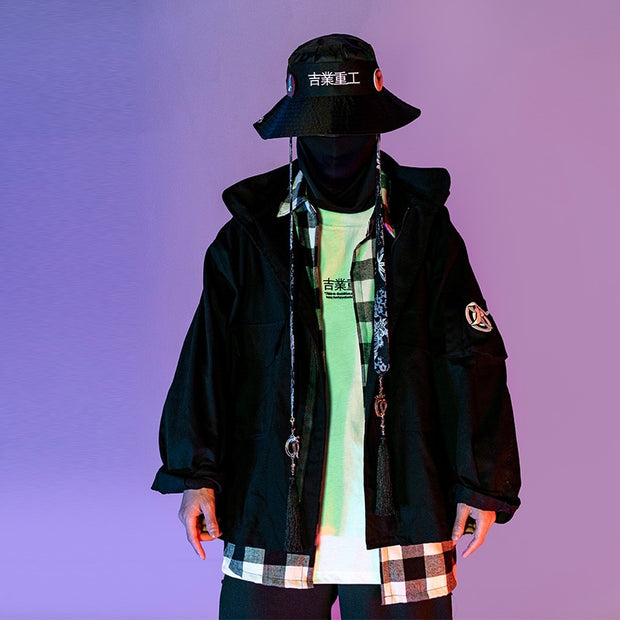 Seventh Generation - Bomber Jacket - DISXENT