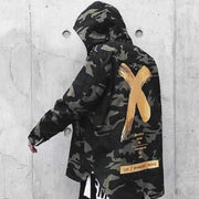 """X"" Winter Jacket - DISXENT"