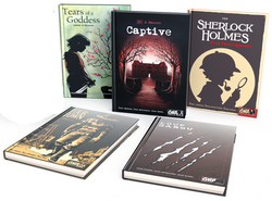 Graphic Novel Adventures books