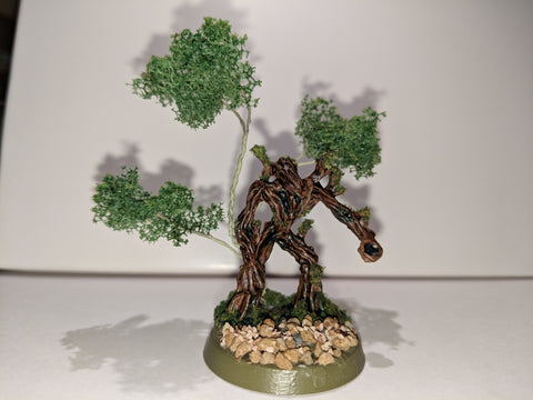 Painted Ent Miniature