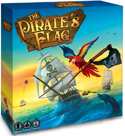 The Pirate's Flag box