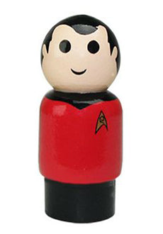 Pin Mate Star Trek: The Original Series Scotty