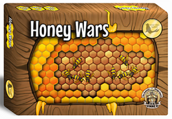 Honey Wars box