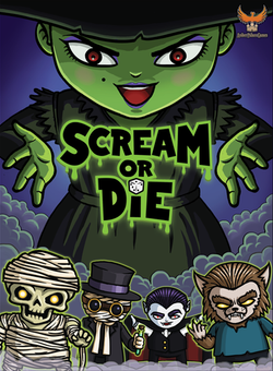 Scream or Die box