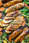 Sheetpan Teriyaki Chicken & Veggies