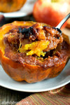 Apple Stuffed Winter Squash