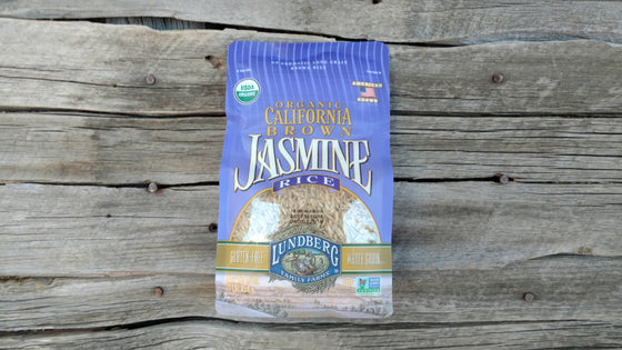 Lundberg Brown Jasmine Rice (1lb)