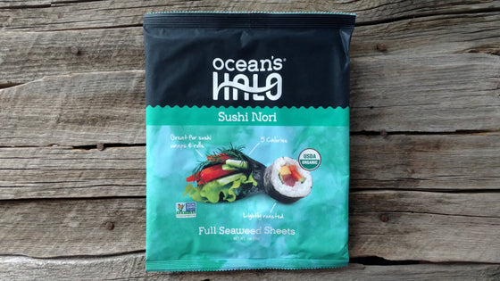 Oceans Halo Sushi Nori (/package)